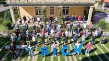 SICK begrüßt Ausbildungsjahrgang 2021: Willkommen im Berufsleben! 64 DH-Studierende und Auszubildende starten bei SICK