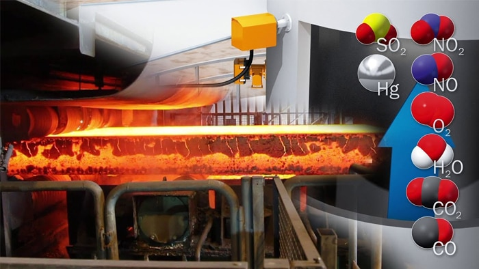 VIDEO: Sensor solutions from SICK for the steel industry