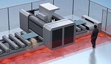 Detec 4 : Des barrages immatériels de sécurité avec de nouveaux outils de diagnostic simples à utiliser