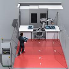 8 zones de protections simultanées grâce au MicroScan Pro EFI-Pro