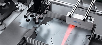 Robot Vision - sensor solutions for robotics SICK