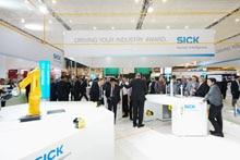 SICK at SPS IPC Drives 2017