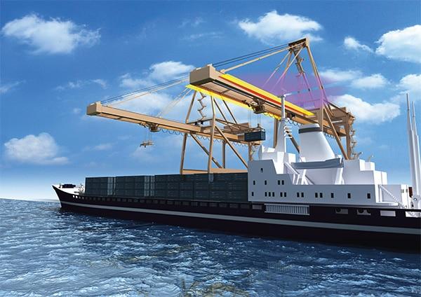 LMS511 Cranes
