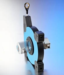 Linear track measurement with modular wire draw encoders