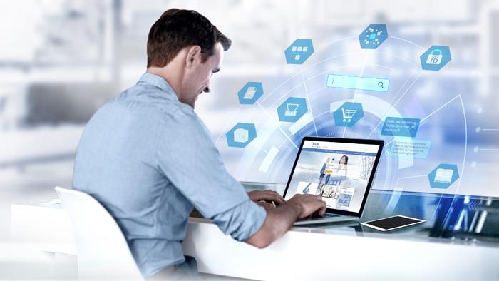 Mit SICK in der digitalen Welt zusammenarbeiten