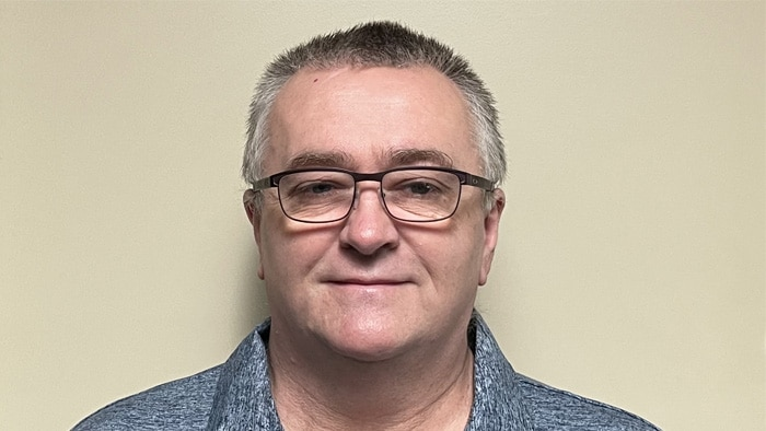 John Hughes, automation technician from Corex Plastics