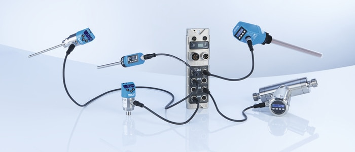 Communication IO-link et instrumentation industrielle
