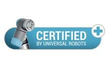 Solution Certifiée par Universal Robot