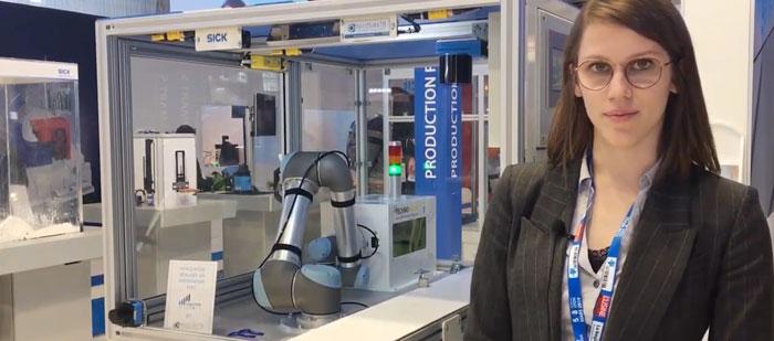 Vidéo Ilot Robot