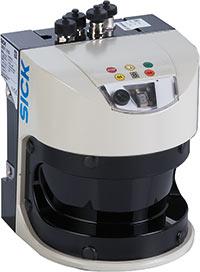 LMS511 2D laser scanner