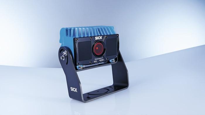 SICK 3D-Vision-Sensor Visionary-T