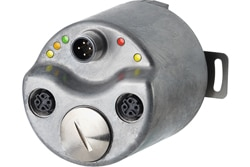 Absolut-Encoder AFM/AFS60 EtherNet/IP mit integriertem webserver