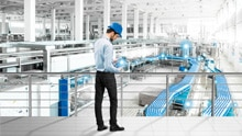 Realize the highest machine availability with Smart Motor Sensors