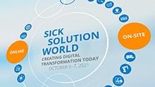 SICK Solutions World Image