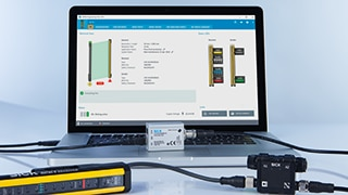 SICK Smart Sensors Enhanced Sensing Simplified commissioning and process transparency