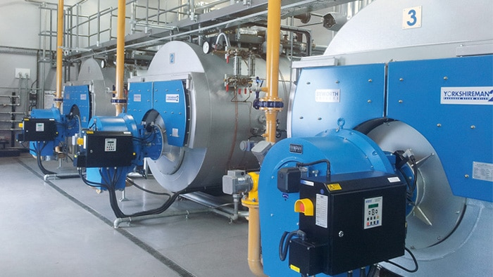 At its heart is the industrial boiler, a process-critical workhorse that must always be completely reliable.