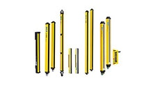 5 safety light curtains from SICK: deTec4, C4000, miniTwin, C2000, M4000