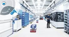 Produktionslogistik wird smart image