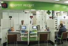 Pharmacy robot image