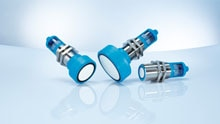 Collision-free with vehicle gates: Ultrasonic sensors position automatic monitoring terminals