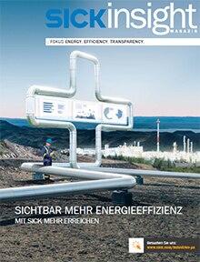 Sichtbar mehr Energieeffizienz: Mit SICK mehr erreichen
