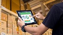Gestione magazzino automatico: usare i sensori per migliorare la sicurezza