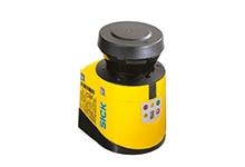 Kleinster Sicherheits-Laserscanner