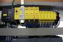 Mobil takım tezgah makinelerinde otomasyon çözümleri için modüler güvenlik