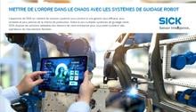 Ebook Systèmes de Guidage Robot par la vision SICK