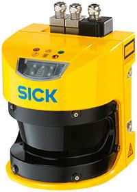 Sicherheits-Laserscanner S3000