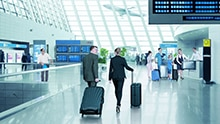 The baggage connection - laser, camera and RFID technology for baggage tracking