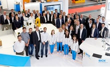 Hannover Messe opens!