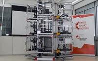 Solutions de détection SICK pour la Swiss Smart Factory