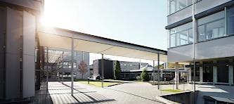 SICK Waldkirch Firmengelände