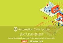 SICK aux ACF Paris