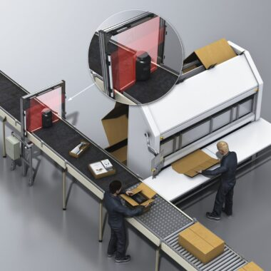 Automated Packaging Process