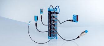 SIG100 : nouveau répartiteur IO-Link