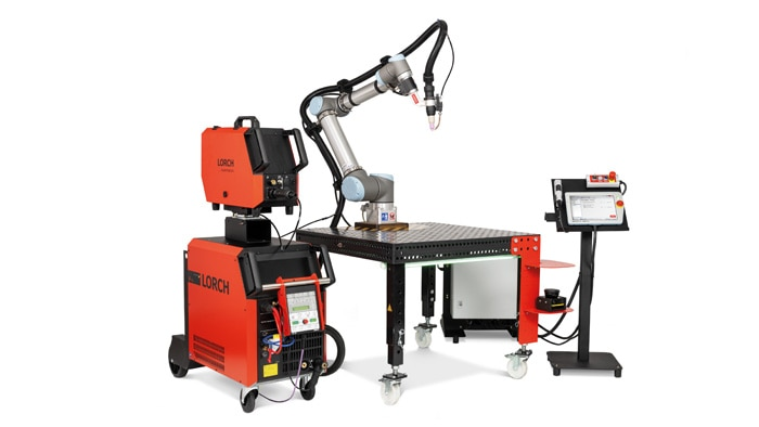 Lorch Cobot Welding Package