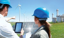 Sustainable measuring solutions in the energy industry