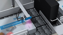 "4Sight Automatic Print Inspection System with SICK AppSpace ""gets the message"""