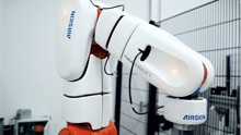 Productive and safe interaction between humans and KUKA robots