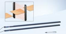 Ultrasmalt fintmasket lysgitter uden blindzoner