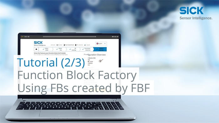 Tutorial Function Block Factory (Part 2/3): Using FBs created by FBF
