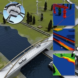 In Kombination mit einer Multispektralkamera sammeln die intelligenten Messsensoren an Bord von UAVs alle notwendigen Daten.