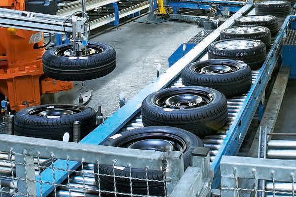 Reifenherstellung
