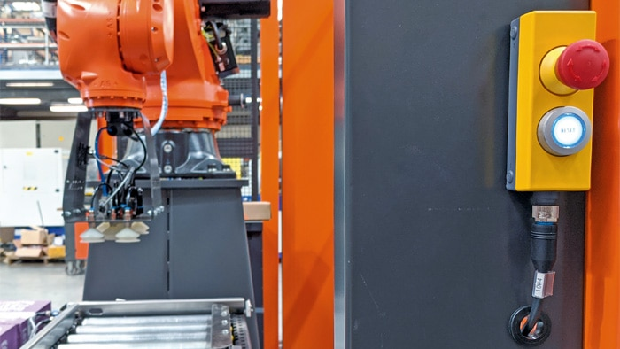 'Safety is key': ongoing machine safety is consulted thoroughly.