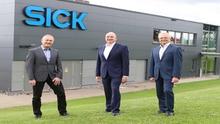 SICK STEGMANN GmbH wird in die SICK AG integriert