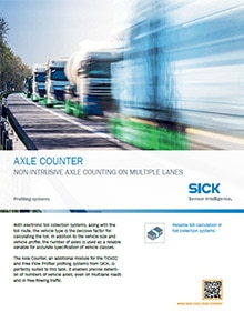 Axle Counter Flyer Image