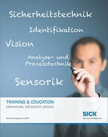 SICK Seminarprogramm 2018