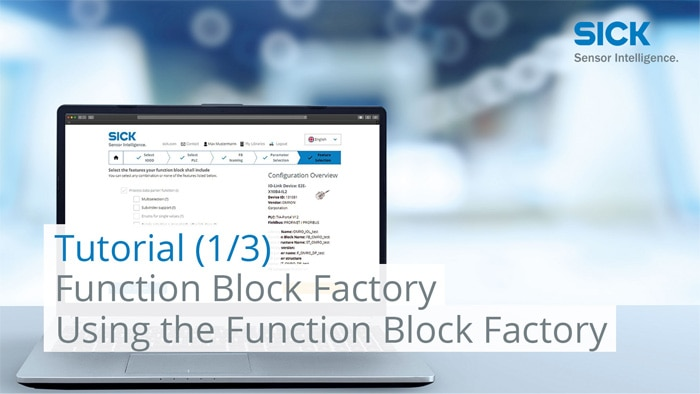 Tutorial Function Block Factory (Part 1/3) : Using the Function Block Factory